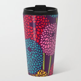 Full of Chrysanth Travel Mug