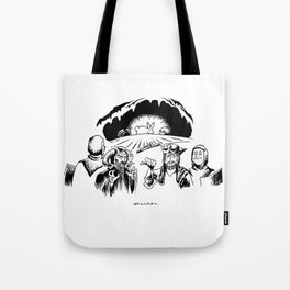 Monty Python: Killer Rabbit Tote Bag