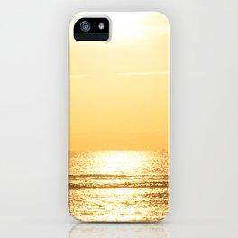 Like a Sunrise iPhone Case