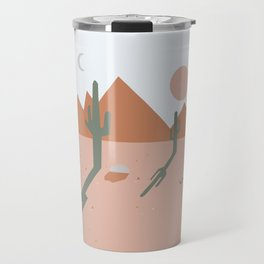 High Desert Shadows Travel Mug