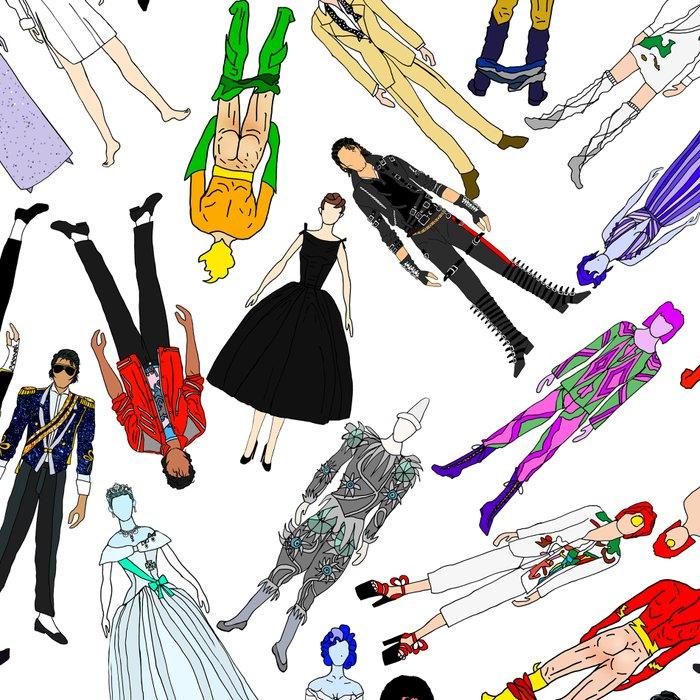 Costume Party 1 Leggings