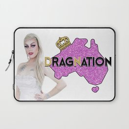 Dragnation Season 3 - NSW- Krystal Kleer Laptop Sleeve