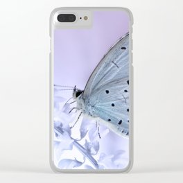 Butterfly 79 Clear iPhone Case