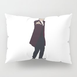 Twelfth Doctor: Peter Capaldi Pillow Sham