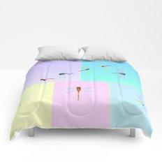 Spring break Comforters