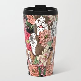 Because English Bulldog Travel Mug