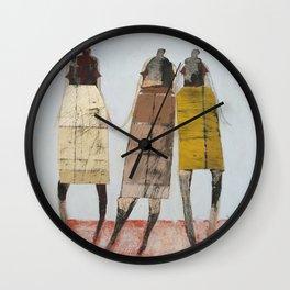 Remixed Wall Clock
