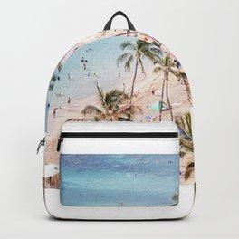 Hanauma Bay Hawaii Backpack