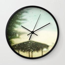 Bittersweet Melodies Wall Clock