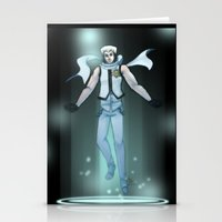 vocaloid Stationery Cards featuring VOCALOID Zane by Witchy
