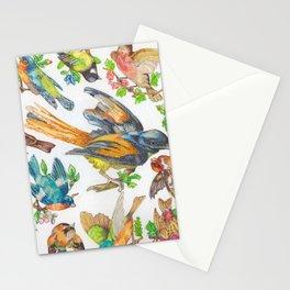 Birds, Birds, Birds Stationery Cards
