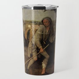 The Vagabond - Hieronymus Bosch Travel Mug
