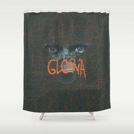 Gloria Shower Curtain
