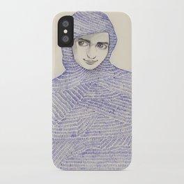 Abaya 01 iPhone Case