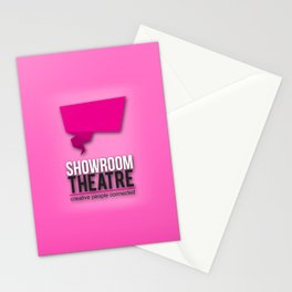 Showroom Theatre Stationery Cards