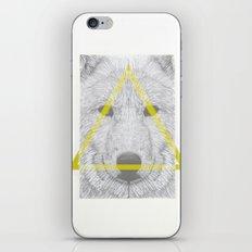 WOLF III iPhone & iPod Skin
