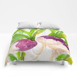 TURNIPS Comforters