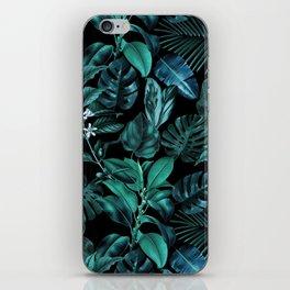 Tropical Garden iPhone Skin