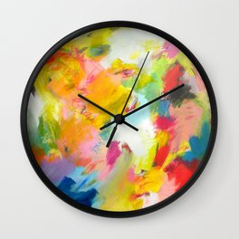 Fearless Love Wall Clock