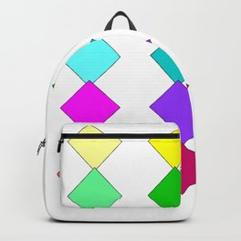 diamonds of color Backpack