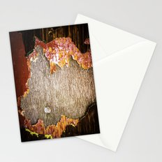 Torn Away Stationery Cards