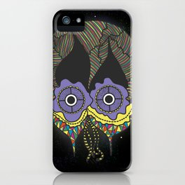 The mask we wear is one iPhone Case