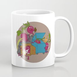 Funky Beets Coffee Mug