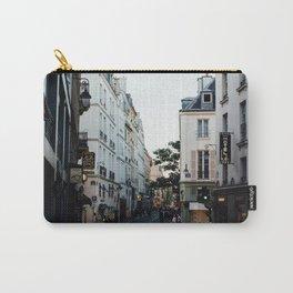 Paris street 2 Carry-All Pouch