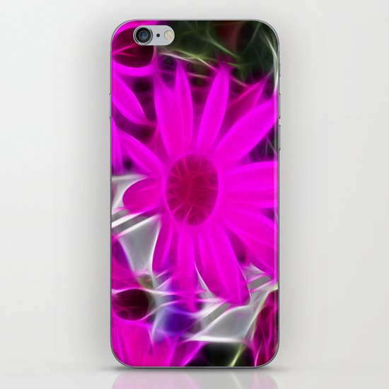 Senetti Daisy iPhone & iPod Skin