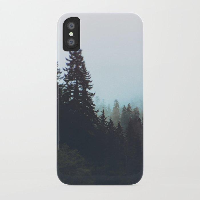 Washington Woodlands iPhone Case