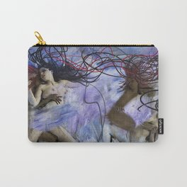 Sapphic Tide  Carry-All Pouch