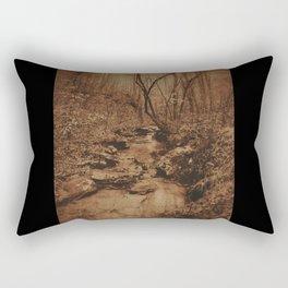 Daguerreotype Creek Rectangular Pillow
