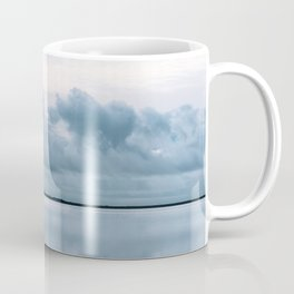 Epic Sky reflection in Iceland - Landscape Photography Coffee Mug