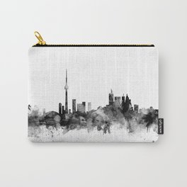 Toronto Canada Skyline Carry-All Pouch