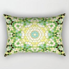 Mosaic 4a Rectangular Pillow