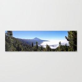 Teide Canvas Print