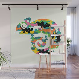 Alive Wall Mural