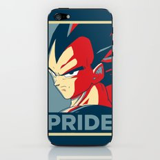 Vegeta's Pride iPhone & iPod Skin