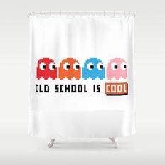Pacman Shower Curtain