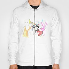 Whe love Fashion Hoody