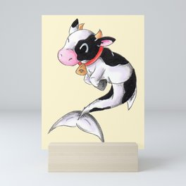 Sea Cow Mini Art Print