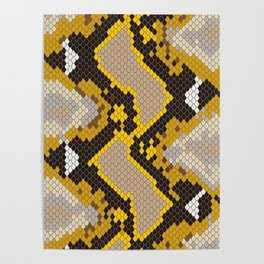 Reticulated Python Ver.2 Poster
