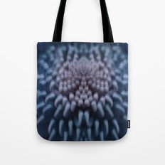 Silky Blue Tote Bag