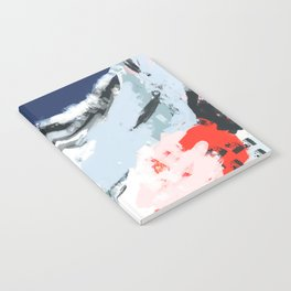 Abstract Color Pop Notebook