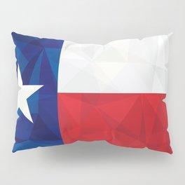 Texas Flag Pillow Sham