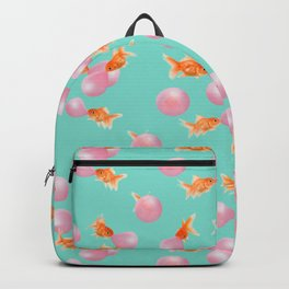 BUBBLEGUM GOLDFISH Backpack