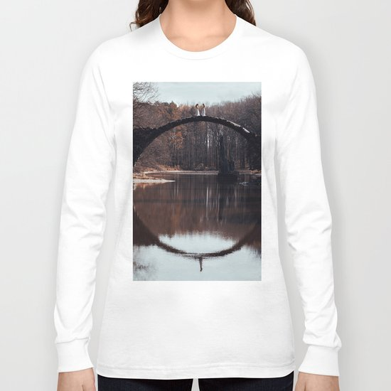 What you see is not what it seems Long Sleeve T-shirt