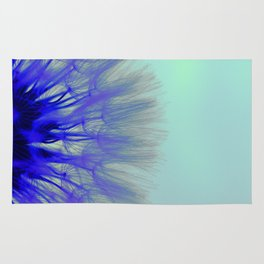 Blowing Dandelion V Rug