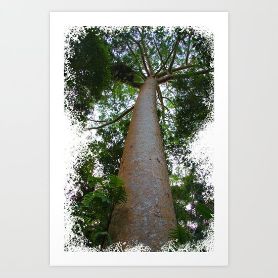 not just another tree Art Print