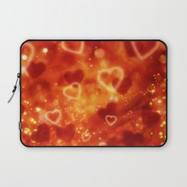 Herz an Herz Laptop Sleeve